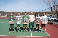 Men's tennis seniors 2